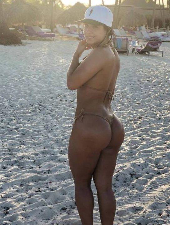 Markinha sexy brazilian girl