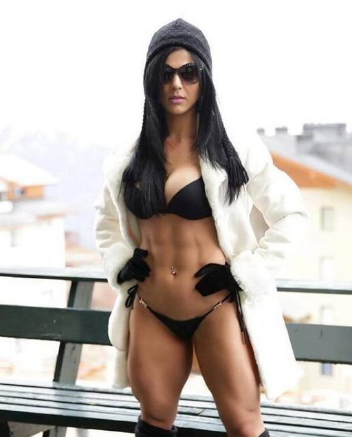 Eva Anderson venezolana